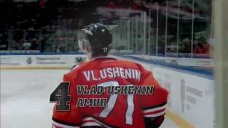 KHL Top 10 Goals for Week 14