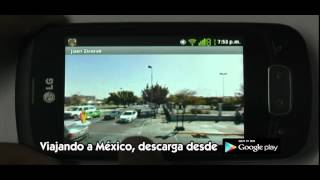 Video de Youtube de Viajando a México