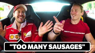 Following the British Grand Prix, Alex was given a few precious minutes to chat to four-time F1 champion Sebastian Vettel about sausages.SUBSCRIBE: http://bit.ly/CTSubscribeVISIT OUR SHOP: https://shop.carthrottle.com/SNAPCHAT! http://bit.ly/CTSNAP----- Follow Car Throttle -----Subscribe to Car Throttle: http://bit.ly/CTSubscribeOn our website: http://www.carthrottle.comOn Facebook: http://www.facebook.com/carthrottleOn Twitter: http://www.twitter.com/carthrottle----- Music by -----Music by Ninety9LivesRovy - FlukeVideo: http://youtu.be/aac4J0CJ2t4Download / Stream: http://99l.tv/FlukeYU----- Credits -----Bratwursthttps://upload.wikimedia.org/wikipedia/commons/5/50/St._Galler_Olmabratw%C3%BCrste.JPGCurrywursthttps://upload.wikimedia.org/wikipedia/commons/d/dc/Currywurst_at_Konnopke%27s_Imbi%C3%9F.jpgDr Philhttps://upload.wikimedia.org/wikipedia/commons/8/8f/PhilMcGrawHWOFMay2013.jpgSteve McFadden https://upload.wikimedia.org/wikipedia/commons/9/9f/Steve_McFadden.jpgUncle Philhttps://commons.wikimedia.org/wiki/File:James_Avery_HAL_Awards_(cropped).jpgPhil Collinshttps://upload.wikimedia.org/wikipedia/commons/8/8d/Phil_Collins_Duesseldorf_cropped.jpghttps://upload.wikimedia.org/wikipedia/commons/e/e6/Phil_Collins.jpgPhil Nevillehttps://upload.wikimedia.org/wikipedia/commons/2/2b/Phil_Neville_Bohemians_V_Everton_%2843_of_51%29.jpgStar backgroundhttps://www.youtube.com/watch?v=cLnRGGbEnLMPhil DeFrancohttps://upload.wikimedia.org/wikipedia/commons/0/0b/Philip_Defranco_%287492852202%29.jpgPrince Philiphttps://upload.wikimedia.org/wikipedia/commons/thumb/8/8a/HM_The_Queen_and_Prince_Philip.JPG/1024px-HM_The_Queen_and_Prince_Philip.JPGPhil collins musichttps://www.youtube.com/watch?v=xqj73o0cQxA
