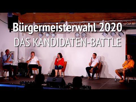 Kandidaten-Battle   Bürgermeisterwahl 2020 Selm   Livestream-Mitschnitt