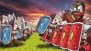 Minecraft | ULTIMATE ROMAN EMPIRE MOD! (Rome vs Gaul)