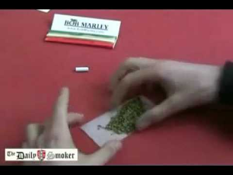 Roll - In this Video you will see How to Roll a Joint. Enjoy.