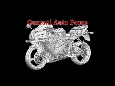 Peças para motos importadas é no Guarani Auto Peças