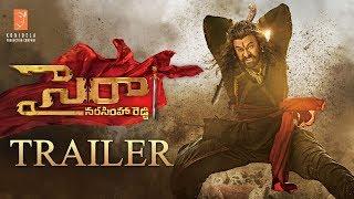 Sye Raa Trailer (Telugu) – Chiranjeevi | Ram Charan | Surender Reddy | Oct 2nd Release