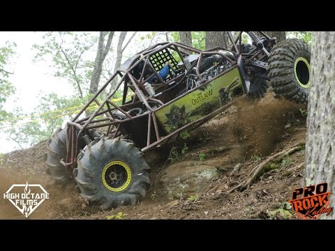 GILBERT HOLLINGSWORTH IN THE OUTLAW TAKES 2ND PLACE AT THE RUSH OFFROAD PRO ROCK RACE (видео)