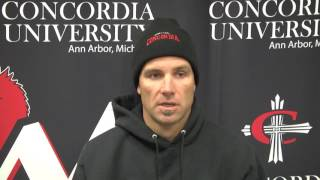 Coach Pries previews St. Francis thumbnail