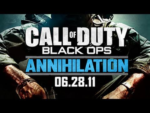 call of duty black ops annihilation xbox 360