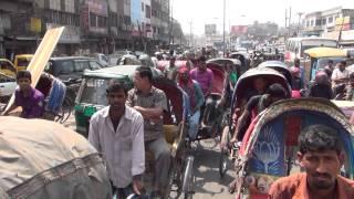 Dhaka, Bangladesh in HD by electric rickshaw full download video download mp3 download music download