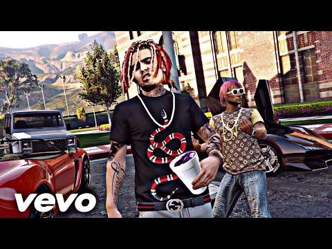 "Lil Pump - ""Gucci Gang"" (Official Music Video) (GTA5)"