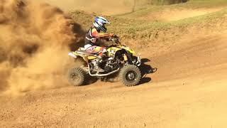 9. Can am Ds 450 Quad Riders 974 #07