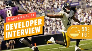 Madden NFL 21 Dev Discusses Xbox Series X, PS5 Upgrades   Summer of Gaming 2020 by IGN