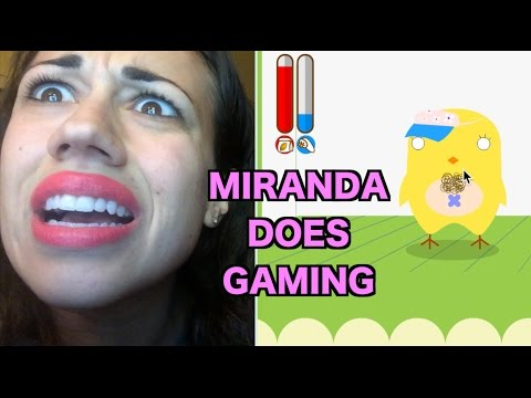 MIRANDA DOES GAMING – Can Your Pet