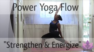 Video 48 minute Well Rounded Power Yoga Flow MP3, 3GP, MP4, WEBM, AVI, FLV Maret 2018