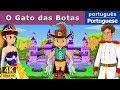 O Gato de Botas   Contos de Fadas   Contos Infantis   Portuguese Fairy Tales