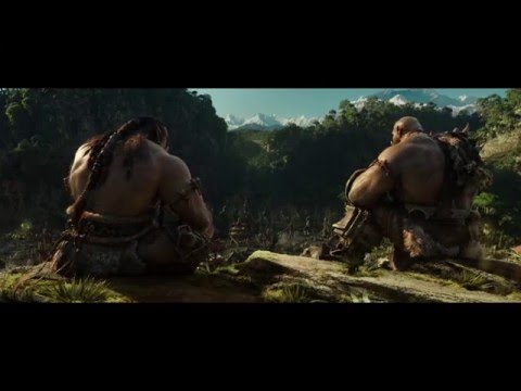 Warcraft (Clip 'Durotan and Orgrim Discuss Siding with the Humans')