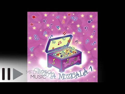 Cutiuta muzicala 1 - Mos Craciun cu plete dalbe