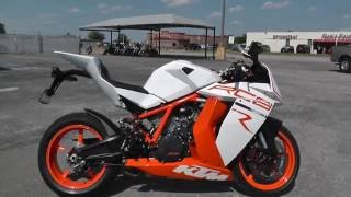 2. 986388 - 2012 KTM RC8R -  Used motorcycles for sale