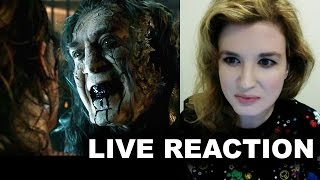 Pirates of the Caribbean 5 Trailer Reaction by Beyond The Trailer