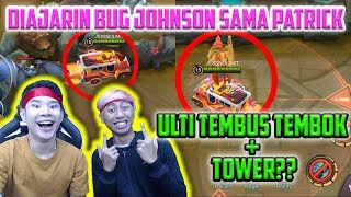 Video DIAJARIN BUG JOHNSON SAMA PATRICK, ULTI TEMBUS TEMBOK + TOWER?? MP3, 3GP, MP4, WEBM, AVI, FLV Februari 2019
