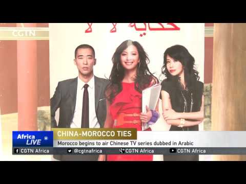 Morocco Begins To Air Chinese TV Series Dubbed In Arabic