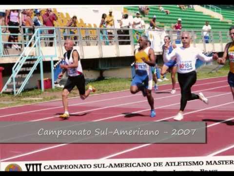 Atletismo Veterano Maringa Alcides da Silva o Tup�