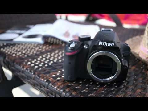 Nikon D3200 wilk w owczej skórze- test