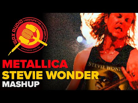 Metallica & Stevie Wonder Collaboration