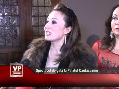 Spectacol de gală la Palatul Cantacuzino