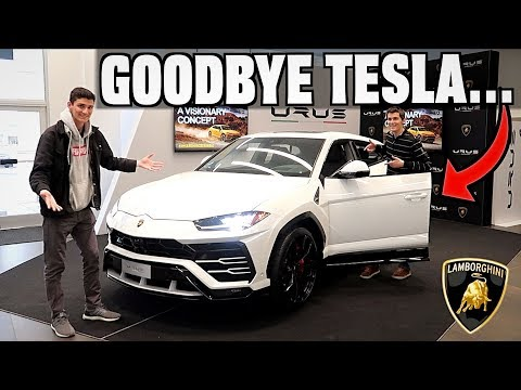 Trading My Model X For The New Lamborghini Urus?!