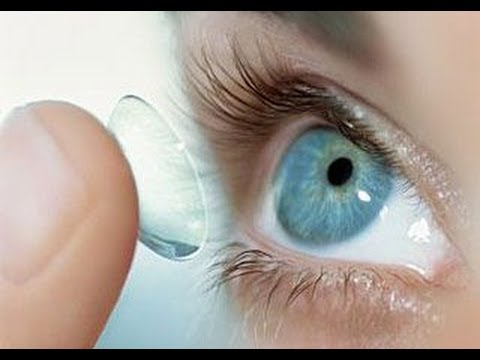 How to put in contacts for beginners- Plus some tips!