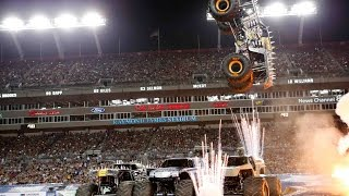 Nonton Monster Jam 2016 Highlights Film Subtitle Indonesia Streaming Movie Download