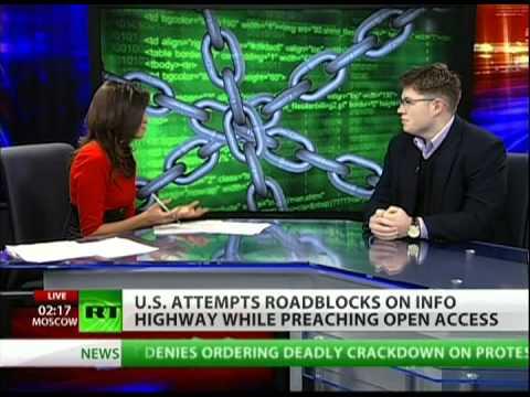 US seeks to restrict internet freedom in America