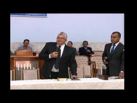 Abertura da XIV Comadeg em 18/11/2016 na IGREJA EVANGELICA ASSEMBLEIA DE DEUS  DE GUARAITA