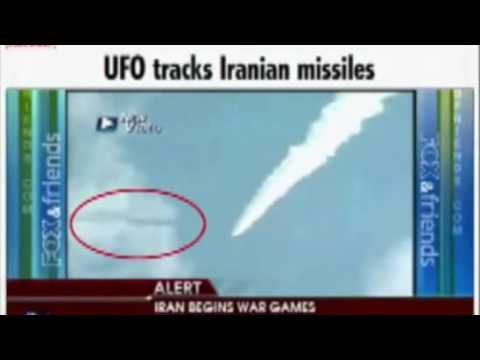 ¿iran en guerra con extraterrestres?