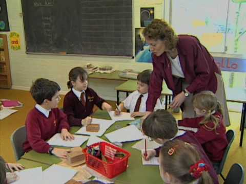 classroom - This video considers different organisational strategies for teaching science in the primary classroom. These include managing whole class introductions and ...