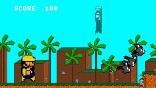 8-Bit Endless Runner YouTube video