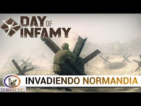 Day Of Infamy - Dog Red - Desembarcamos en Normandía