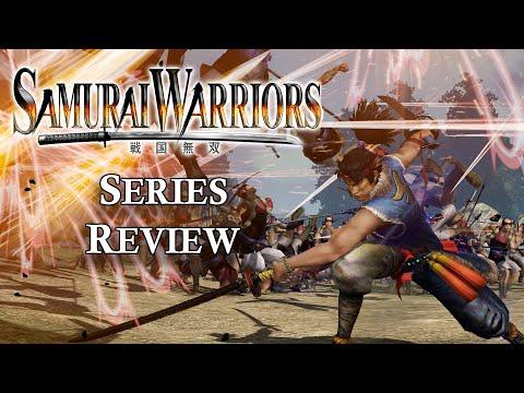 Samurai Warriors Series | Samurai Game Review