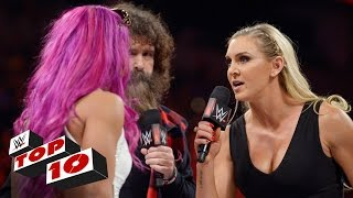 Top 10 Raw Moments  Wwe Top 10  Oct  24  2016