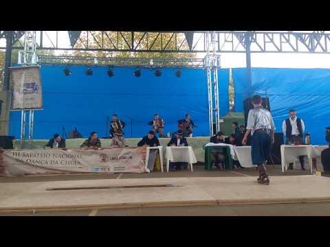 3º Sapateio Nacional da Dança da Chula de Lagoa Vermelha Felipi Souza x Miguel Lampert