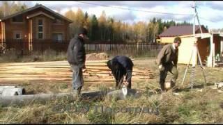 Свайно-ростверковый фундамент (ТИСЭ)