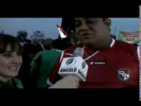 Tírale al Ángulo en el Estadio Azteca. Partido México vs. Panamá.