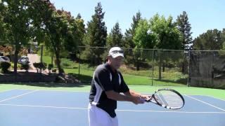Tennis Highlights, Video - Tennis Volleys - 3 Myths