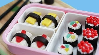 Candy Sushi OREOS? No Bake Sweet Sushi Cookie Pops Recipe | My Cupcake Addiction