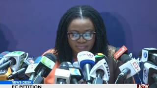 EC Chair accuses Dep. Chair of illegally collecting over GHS6m from some parties.