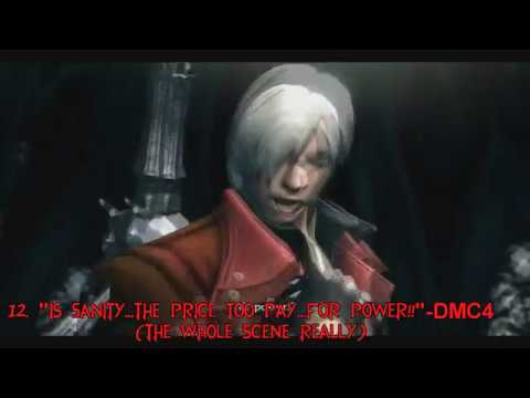 Top 15 Favorite Devil May Cry Quotes (No Particular Order)