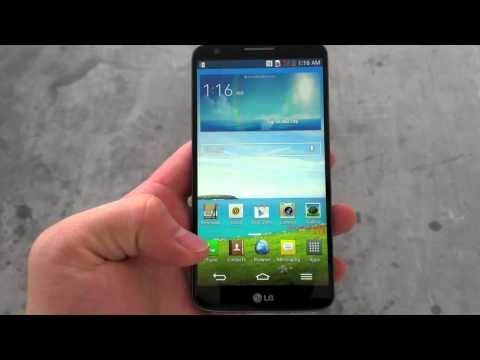 Rò rỉ video điện thoại LG Optimus G2