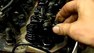 6. Thursday Fun - Yanmar 3T72HA Valve Lash Adjustment Demo