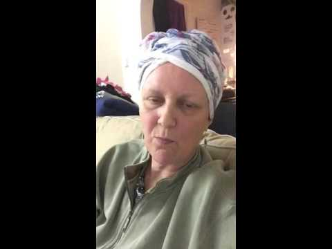 Round 6 and last round of chemo - Docetaxel