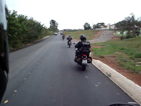 Encontro de Moto em Campo Belo - MG